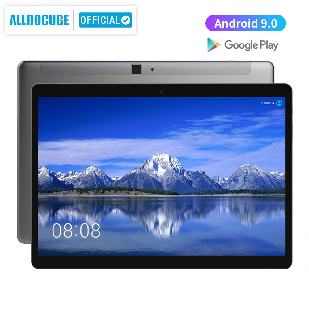 Alldocube iPlay10 Pro 10.1 inch Wifi Tablet Android 9.0 MT8163 quad core 1200*1920 IPS Tablets PC RAM 3GB ROM 32GB HDMI OTG