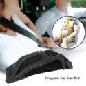 Pregnant Car Seat Belt...