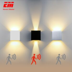Led Wall Light IP65 7/10W Waterproof Outdoor indoor Led Wall Lamp modern Aluminum Adjustable angle AC90~260V Porch Light ZBW0002