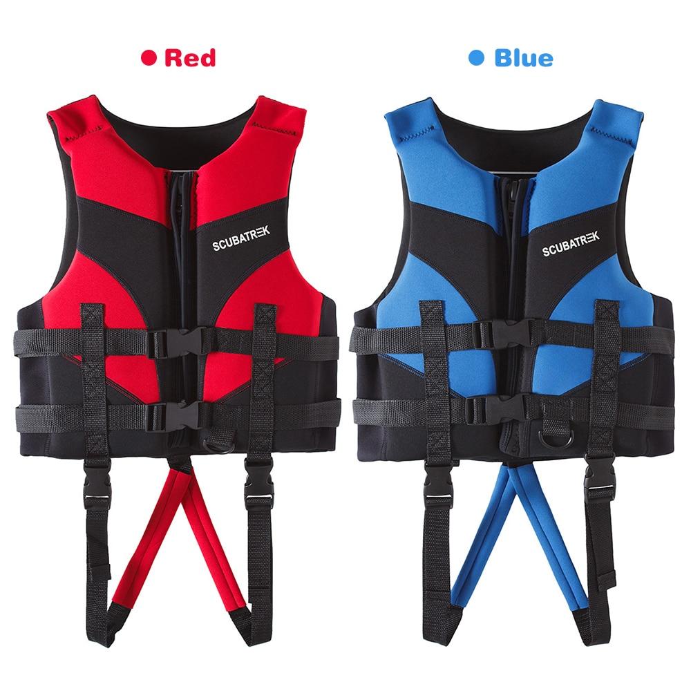 Kids Life Jacket Children Watersport Swimming Boating Beach Life Vest Life Jacket for Kids Zwemvest Kinderen Puddle Jumper
