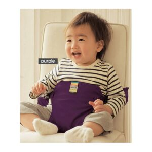 Travel Foldable Baby Dining Lunch Chair Baby Feeding Belt Infant Safety Front Hold Seat Belt Washable Baby's Seat Belt For Child