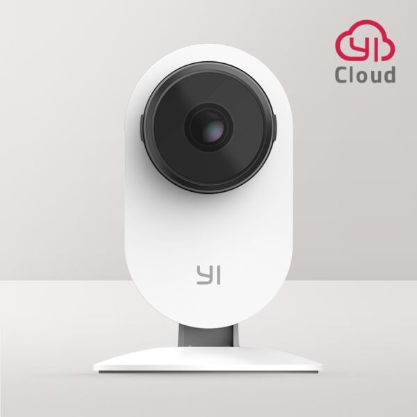 YI Home Camera 1080P IP Smart Indoor IP Camera HD Night Vision AI Human Detection /Motion Detection for Home /Office Security