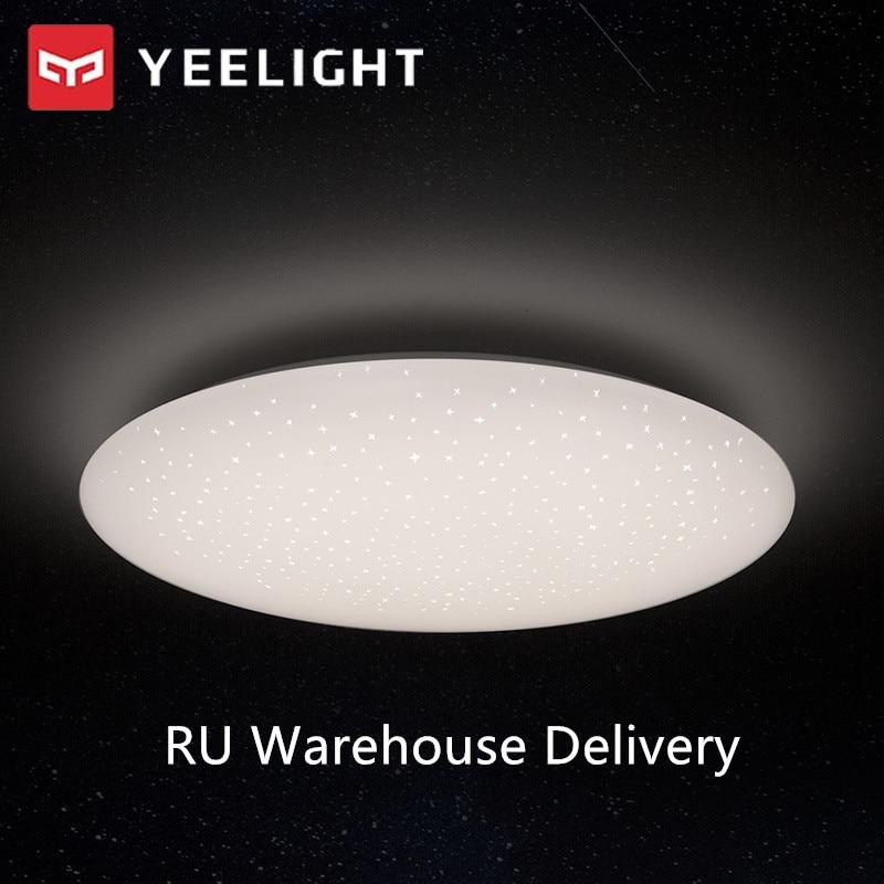 Yeelight Ceiling Light Pro 450/480mm Remote APP WIFI Bluetooth Control Smart LED Color IP60 Dustproof Ceiling Lamp
