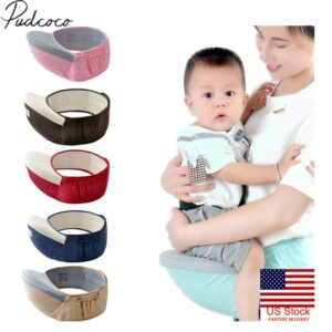 2019 Baby Activity Gear Backpacks Carriers Infant Hip Seat Waist Bench Stool Travel Baby Boy Girl Carrier Kid Sling Holder