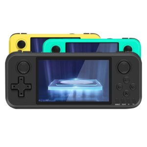 Portable Handheld Q400 Video Game Console 4.0 Inch IPS Screen Support HDMI Output Mini Family Children Game Player