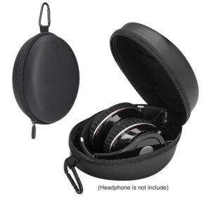 Waterproof Anti Pressure Headphone Case Headset Carrying Protective Box Bag