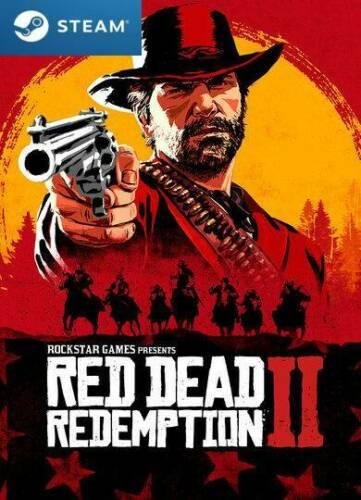 Red Dead Redemption 2 Pc Steam + 60 games