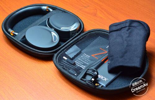 Travel Parrot Zik 2.0 3.0 Zipped Carry Case for Earphones Headphones Storage Box